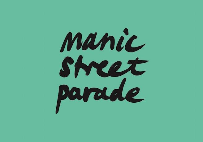 Manic Street Parade Grafik