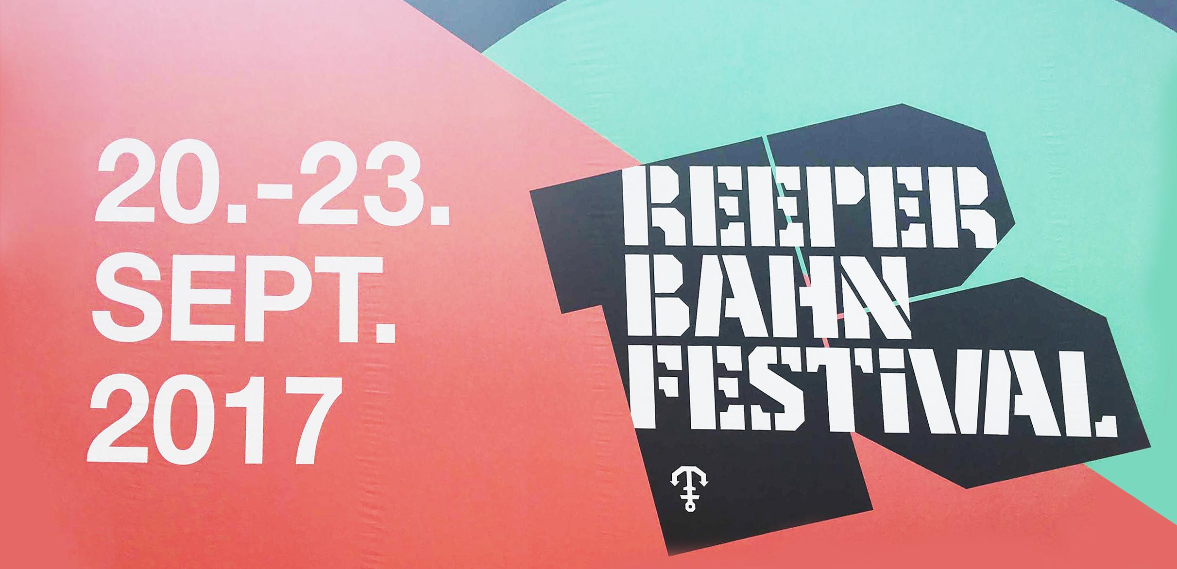 white label auf dem Reeperbahn Festival 2017