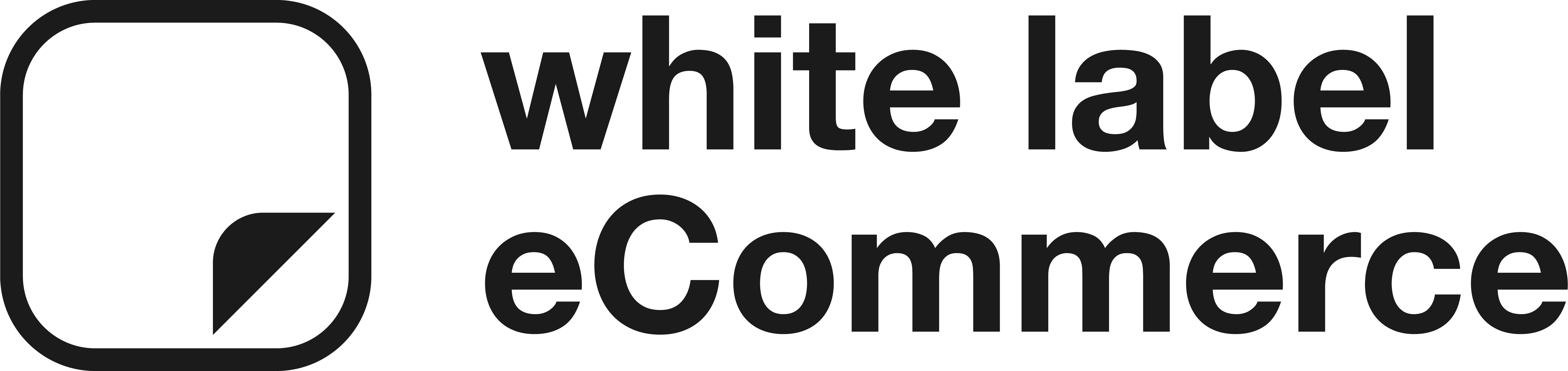 white label eCommerce