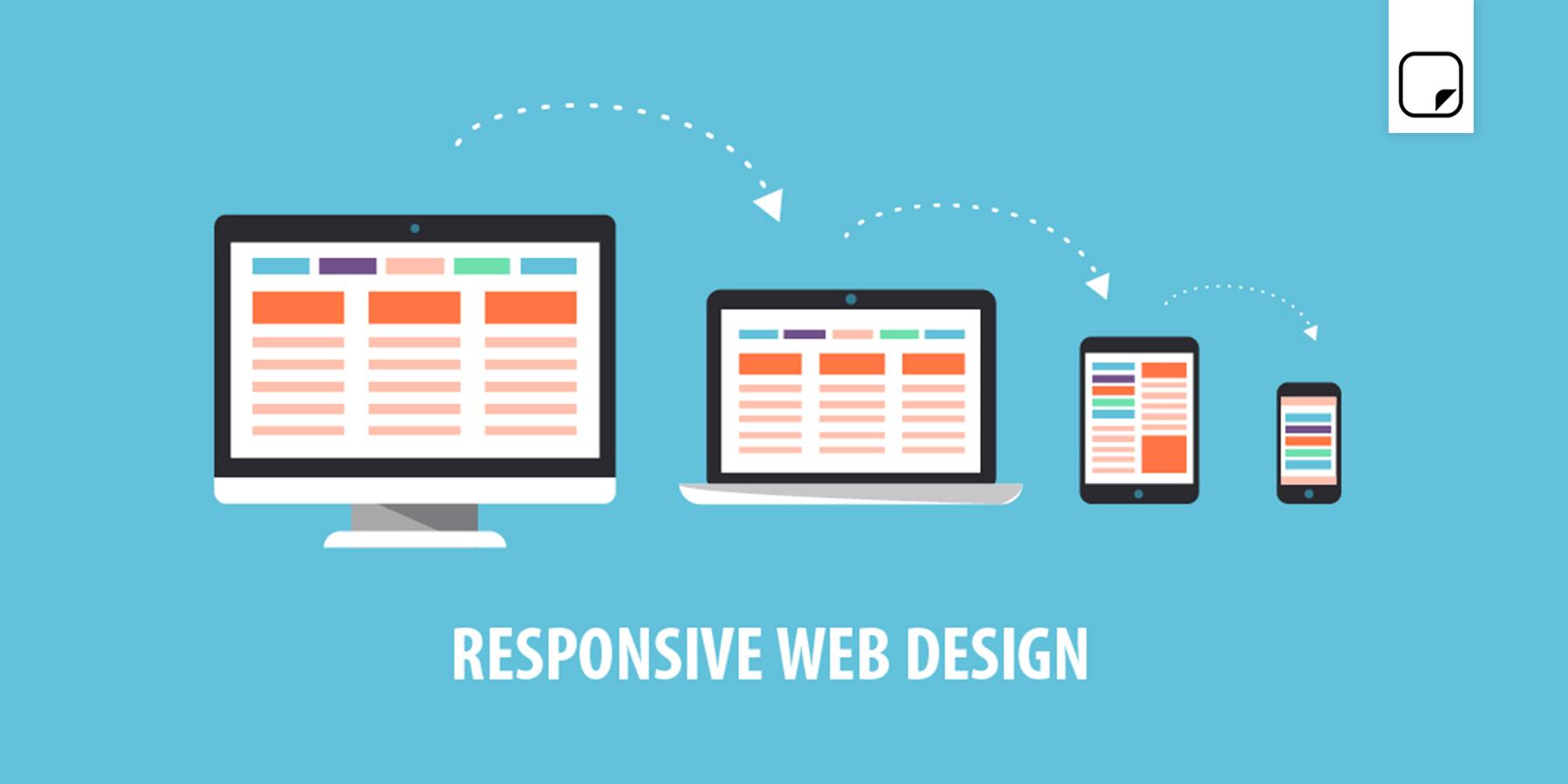 Optimierte Darstellung des Shops durch Responsive Webdesign