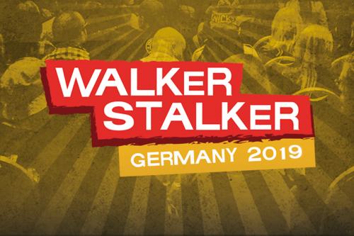 Walker Stalker Germany 2019 - white label Ticketing & eCommerce