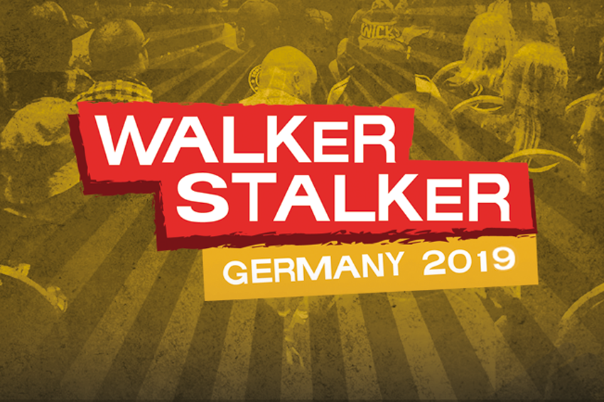 Walker Stalker Germany 2019 - white label Ticketing & eCommerce