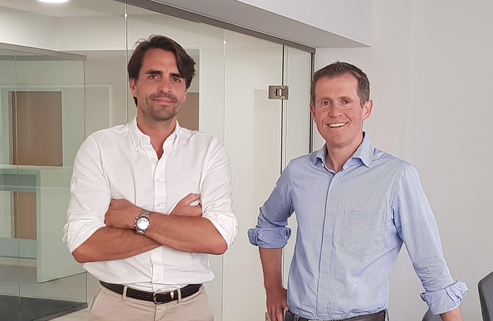 Philipp von Criegern und Arndt Scheffler - white label eCommerce