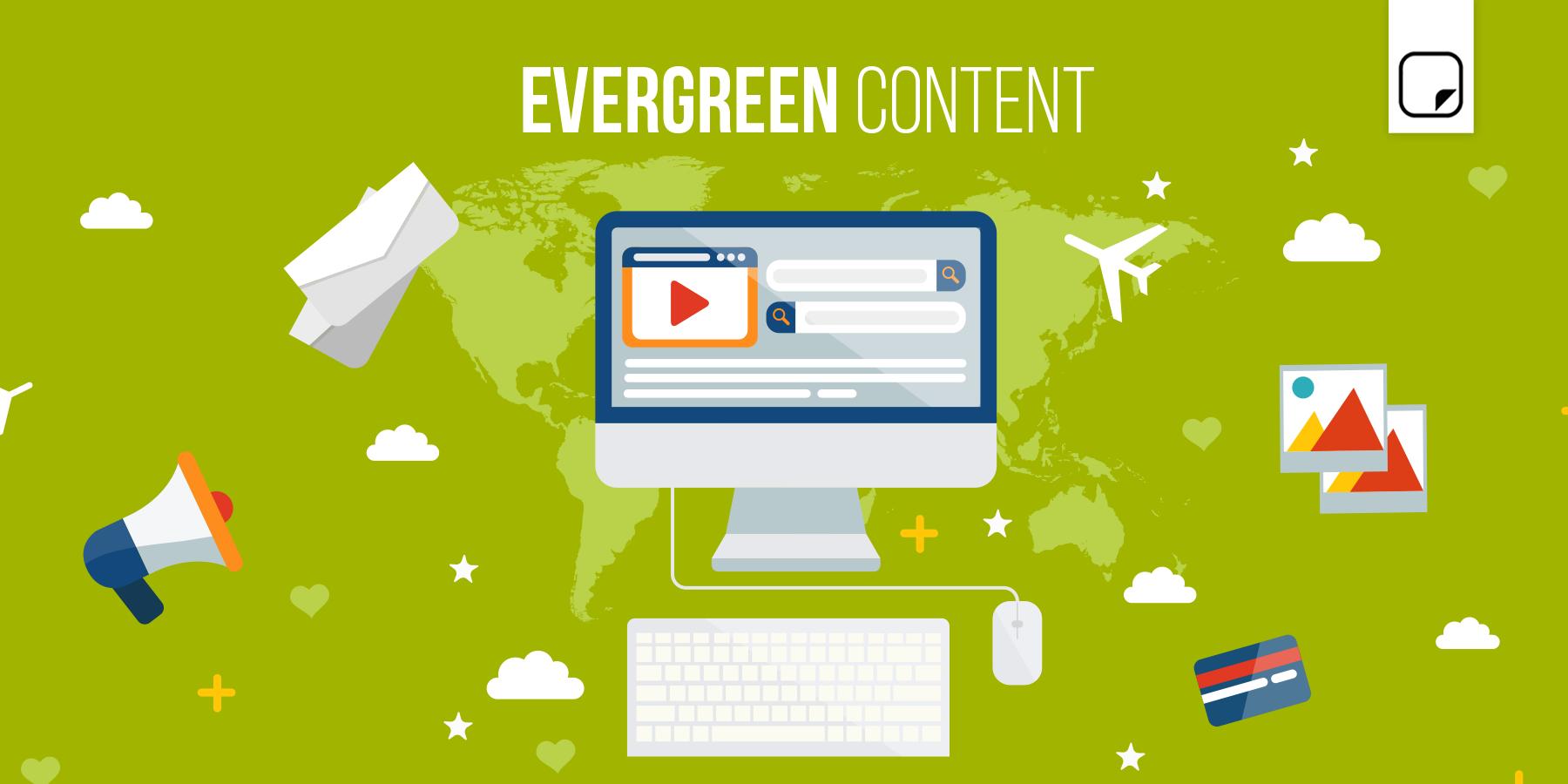 Evergreen Content – Generiere mehr Traffic durch langlebige Inhalte