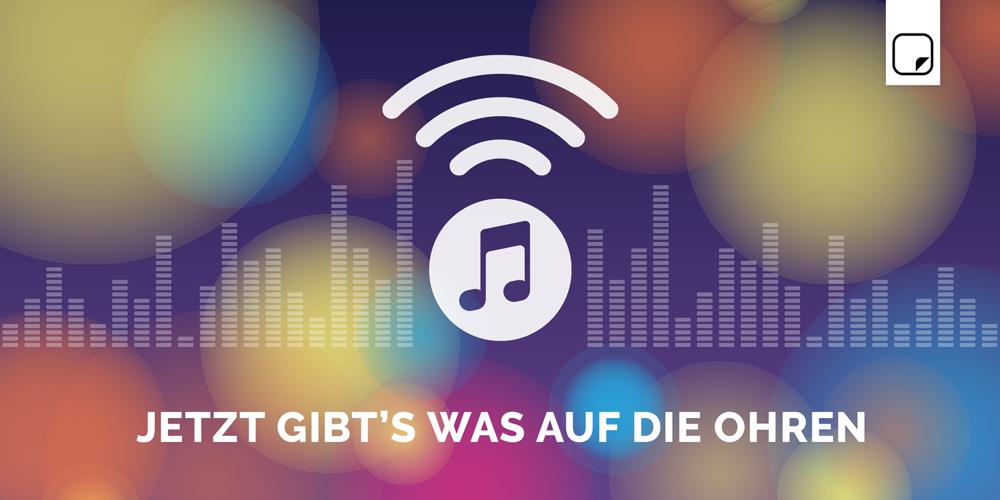 Jetzt gibt's was auf die Ohren: Podcasts im Trend