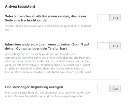 Kundenkommunikation Online: Was können Chatbots und Messaging Dienste?