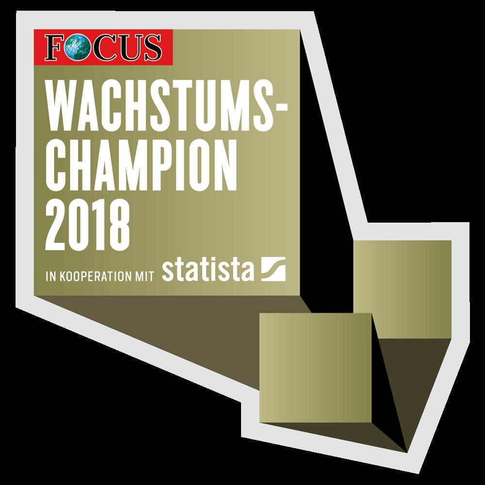 Wachstumschampion 2018 wleC