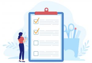 wleC Event-Checklisten