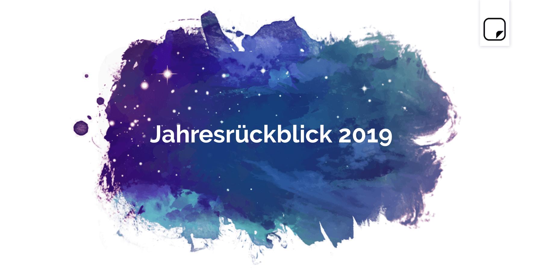wleC Jahresrückblick 2019