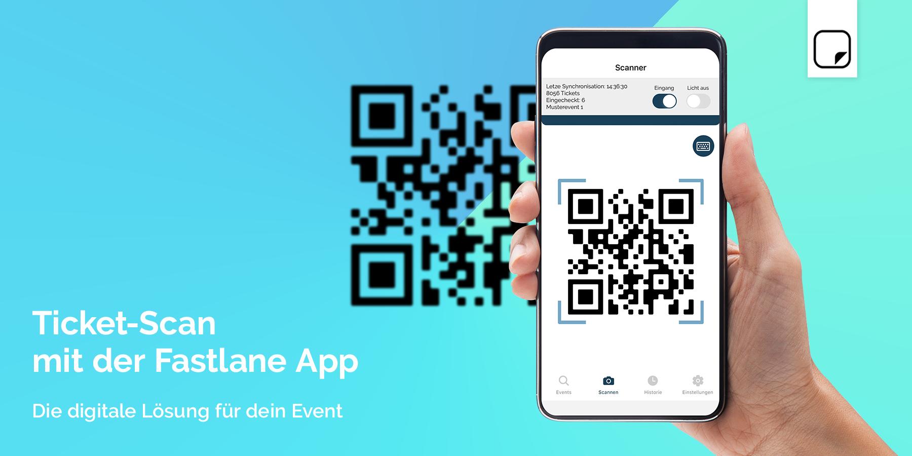 Einlassmanagement Fastlane App